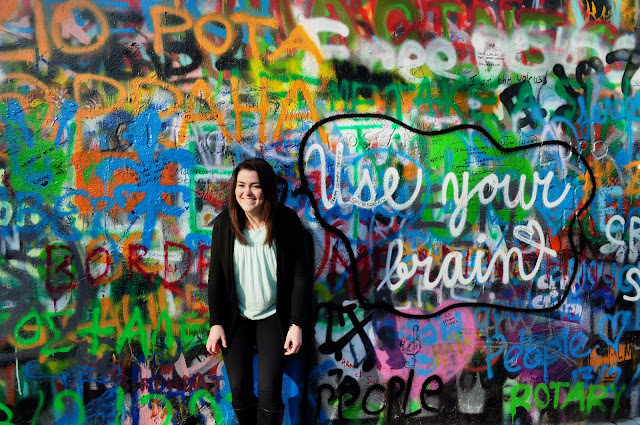Emily Kearns: #StudyAbroadBecause... you'll surprise yourself each and every day when you realize all that you're capable of