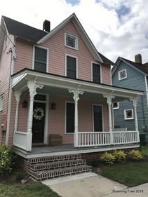 Cute historic homes