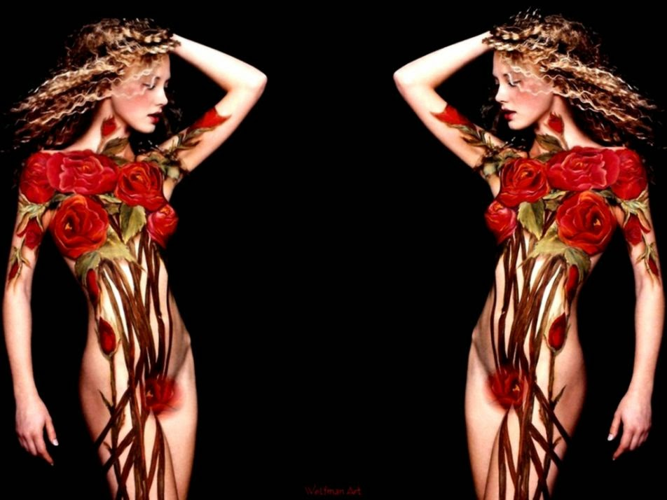 body art on Pinterest  34 Pins