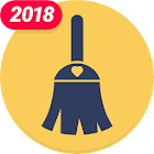 Clean Droid: 1 Tap Cache Boost & Junk File Cleaner icon
