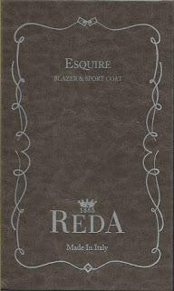 Reda-Blézer és Sportzakó € 500/-