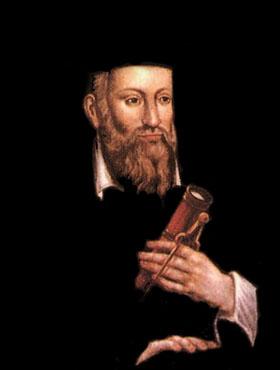 Nostradamus 4, Nostradamus