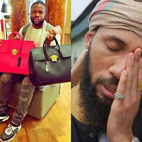 I Have Put The Hushpuppi Episode Behind Me, He Has No Credibility Whatsoever – Rapper Phyno