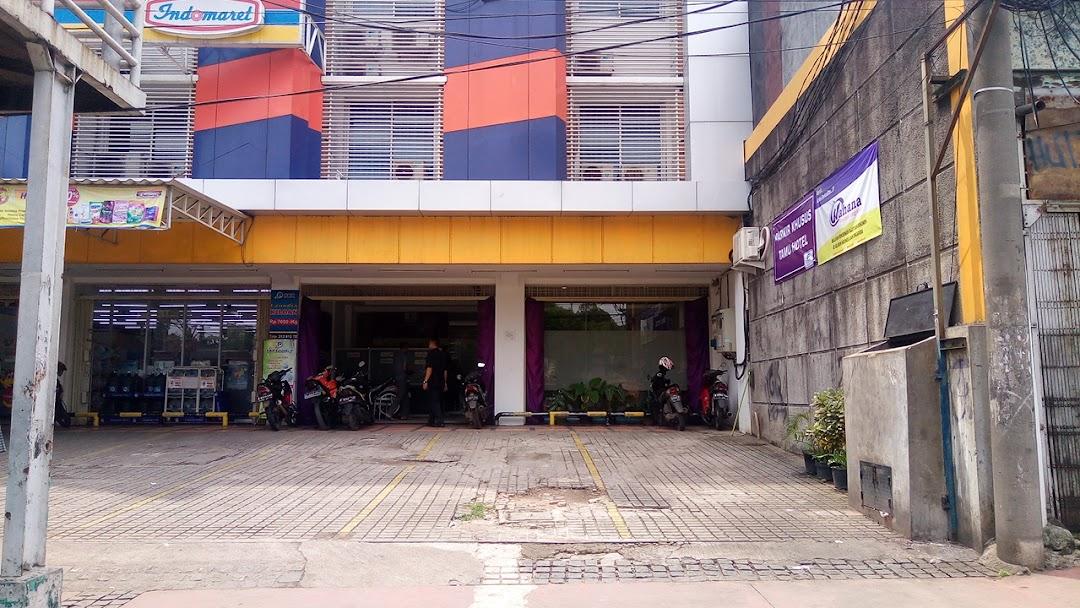 Wahana Prestasi Logistik Matraman Raya Pax Hotel Shipping Service
