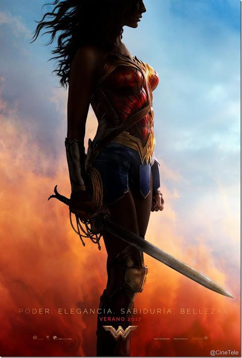 Wonder Woman (2017): La superheroína de DC