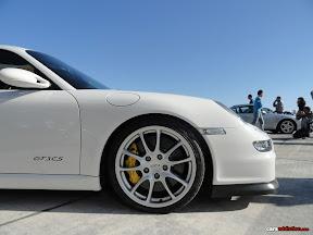 Porsche 911 GT3 CS Side