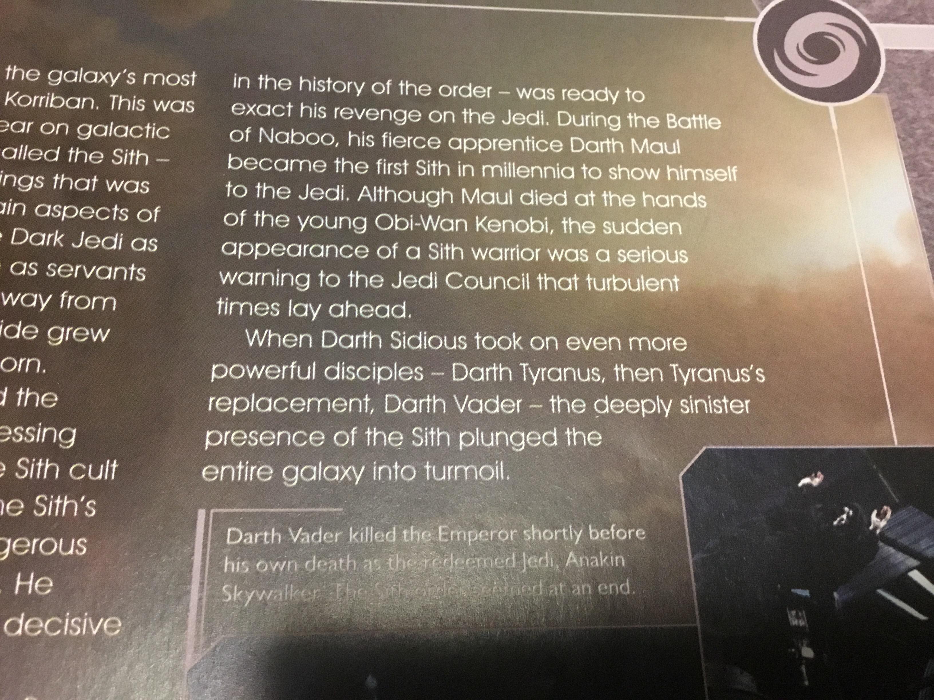Darth Vader (RotJ) and Luke Skywalker (RotJ) vs B-Team - Page 2 2019-04-22