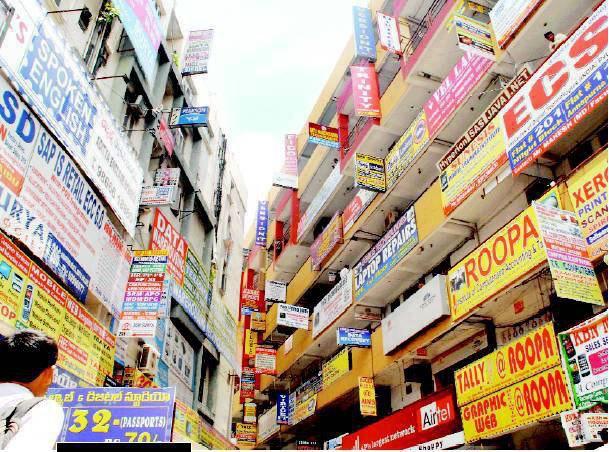 Hyderabadi Baataan - USA-united%2Bstreets%2Bof%2BAmeerpet...colorful%2Bhai%2Bnai%2B%253AD