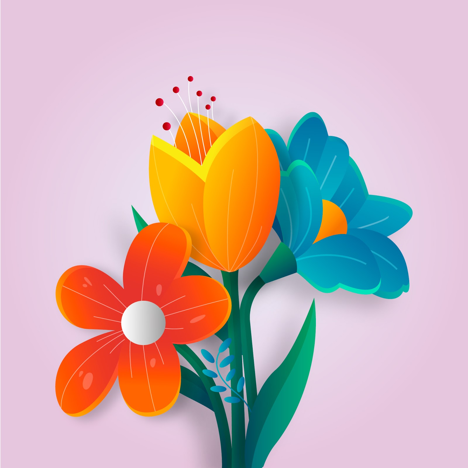 Gradient Spring Paper Free Download Vector CDR, AI, EPS and PNG Formats