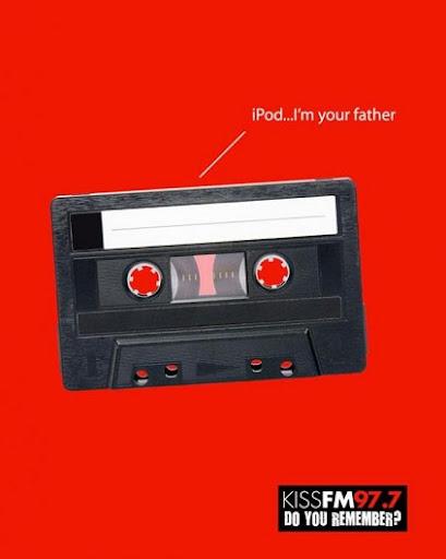 KISS FM 97.7 ads