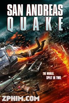 Động Đất San Andreas - San Andreas Quake (2015) Poster