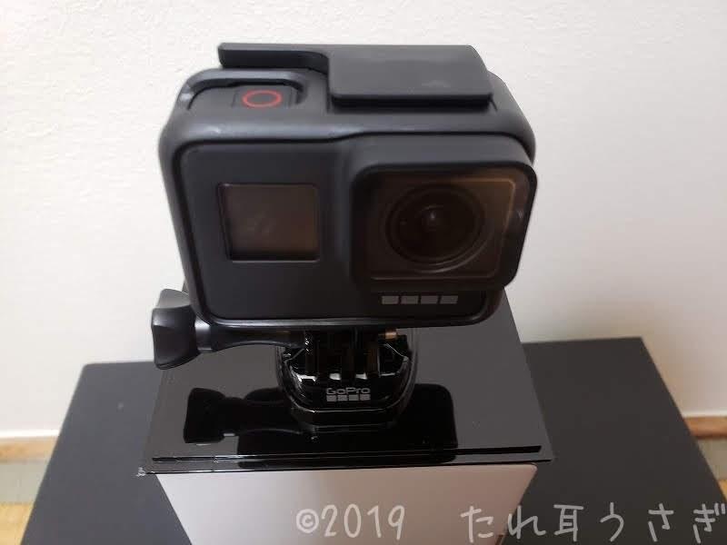 GoPro HERO7 BLACKを購入したのでレビュー・海外旅行用に選んだ理由と初期設定のやり方