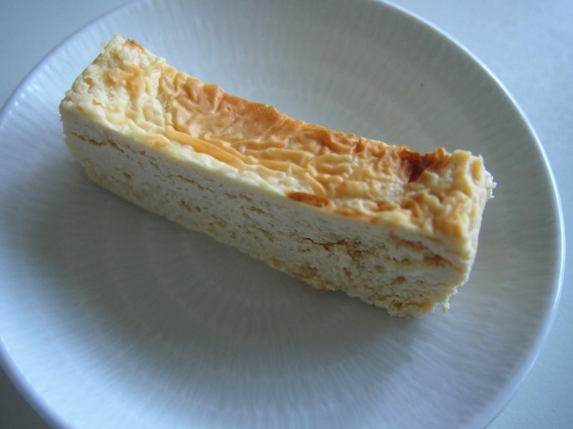 糖質制限ダイエットのお供レアチーズケーキ