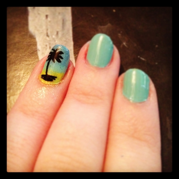 What Is The Best Color To Paint Your Nails For Summer - Best Nail 2018