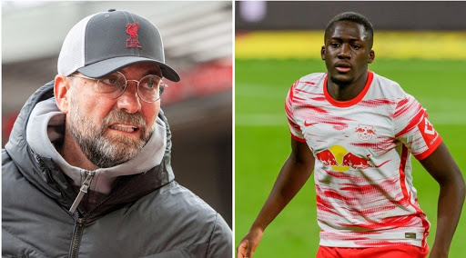 Jurgen Klopp 'excited' to welcome 'quality' Ibrahima Konate to Liverpool