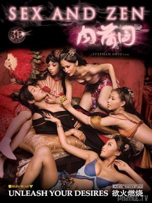 Phim Nhục bồ đoàn 3D - Sex And Zen: Extreme Ecstasy (2011)