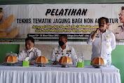 Tingkatkan Kompetensi Petani, Kepala BBPP Batangkaluku Buka Kegiatan Pelatihan Teknis Tematik Jagung Non Aparatur di Polman