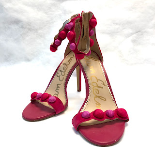Sam Edelman Pink Sandals