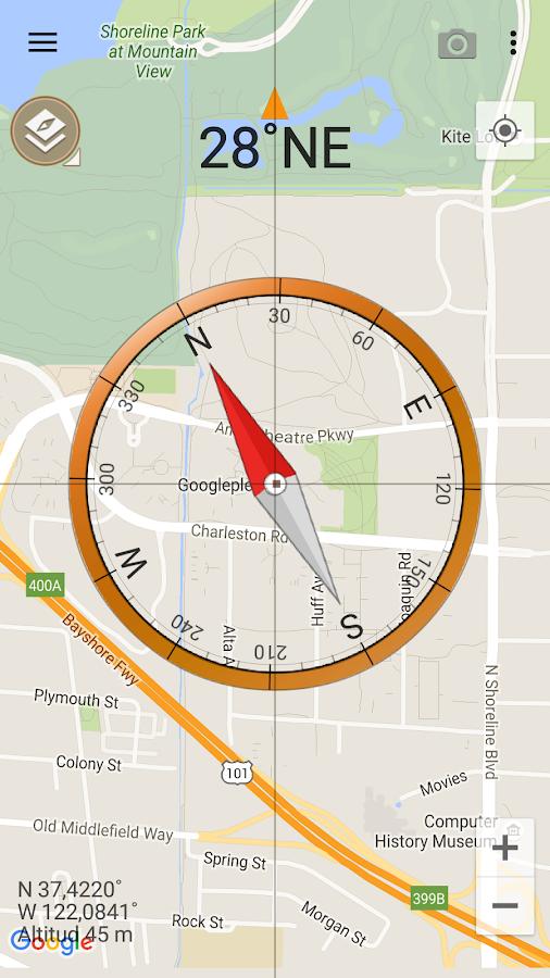 Brjula  Smart Compass  Aplicaciones Android en Google Play