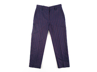 Marc Jacobs Pinstripe Trousers