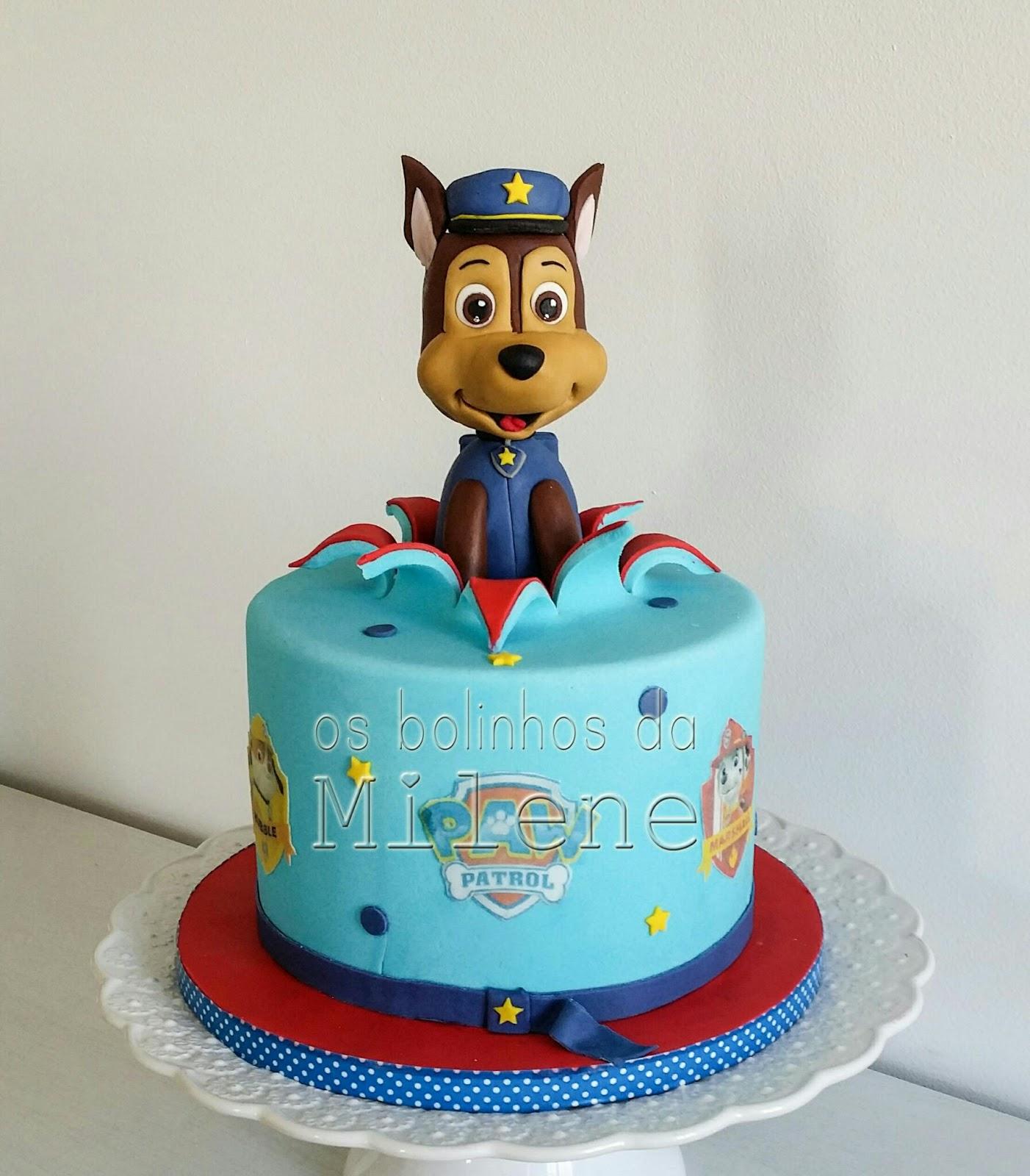 Cake Design Em Lisboa : Cake Pops Portugal : . . Os Bolinhos da Milene: Chase ...
