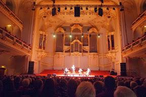 Hamburg Musikhalle / Leiszhalle January 5th 2013