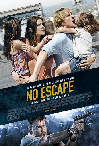 Χωρίς Διέξοδο (No Escape) Poster