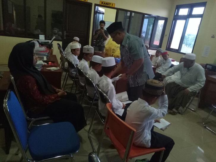 AKBP Rachmat Kurniawan, Amal Dan Ibadah Itu Yang Penting Ikhlas