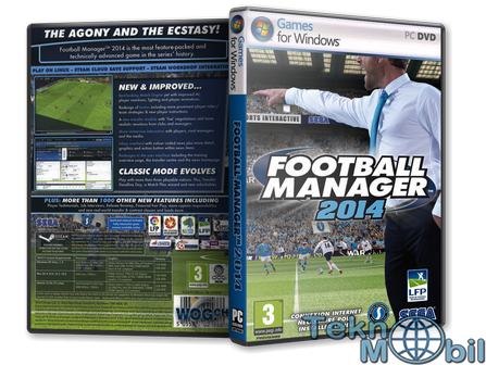 Football Manager 2014 Türkçe Full