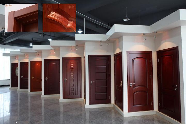 Cửa gỗ thông phòng 1 cánh, cửa gỗ 1 cánh
