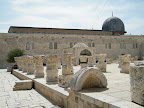 פריטים אדריכלים, האם אלו שרידי בית המקדש?