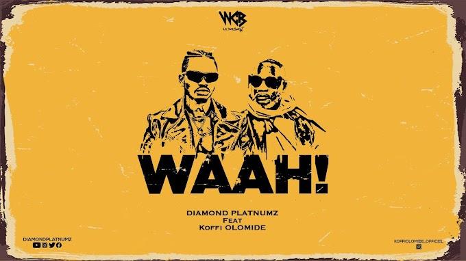 Audio | Diamond Platnumz ft Koffi Olomide - Waah