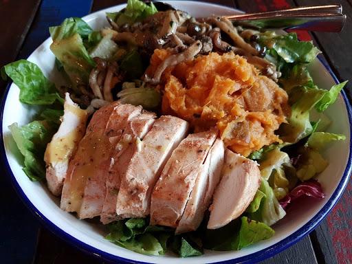 Singapore Eats: Pimp My Salad, Pasarbella