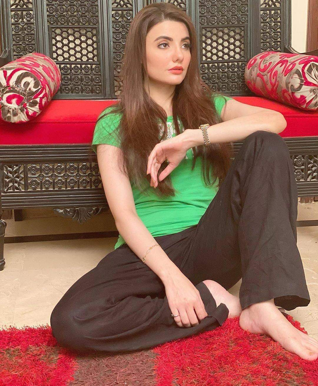 Actress Zainab Jamil
