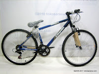 1 Sepeda Gunung EVERGREEN Blaze 26 Inci