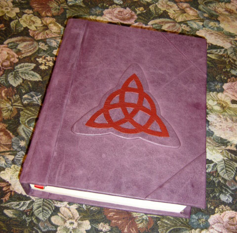Charmed Grimoire Book Of Shadows, Book Of Shadows