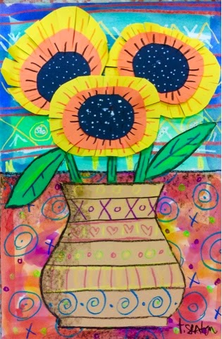 Fall art projects fourth grade mexican folk art owl kids for 4th grade craft projects