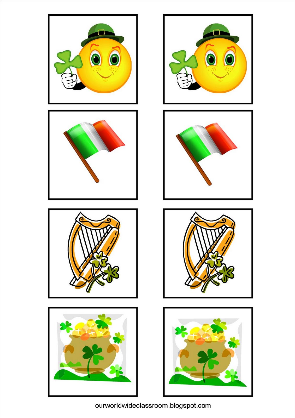St Patrick S Day Printables For All Ages