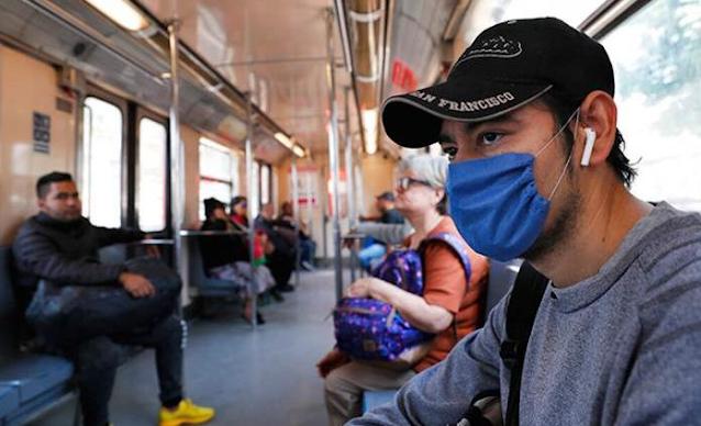 Pide IMSS en Sonora no omitir medidas preventivas contra COVID-19 en el transporte público