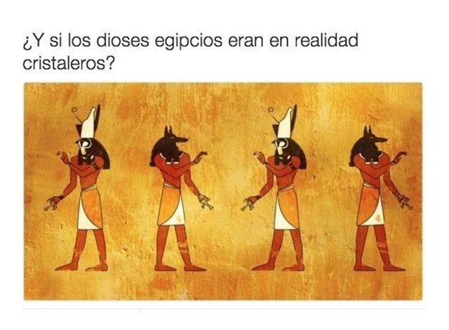 dioses crsitaleros