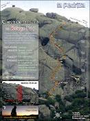Cueva de la Mora - Vía Gallego (V+)