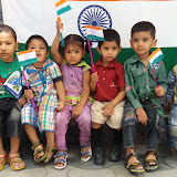 Independence Day Celebrations at Santosh Nagar Girls Branch