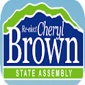 Assemblymember Cheryl Brown icon