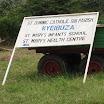 2007 - Avanzamento lavori Kyeibuza, scuola, convitto e dispensario medico (Ugnda)