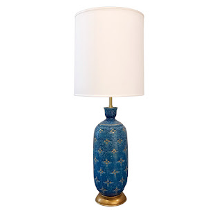Bitossi Inspired Ceramic Table Lamp