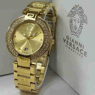 Jam Tangan Versace,Harga jam tangan Versace