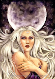 Artemis Moon Goddess