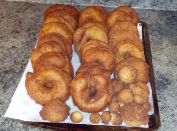 Potato Doughnuts Recipe