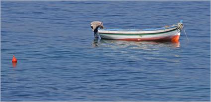 Archimedes - Warum ein Boot schwimmt
