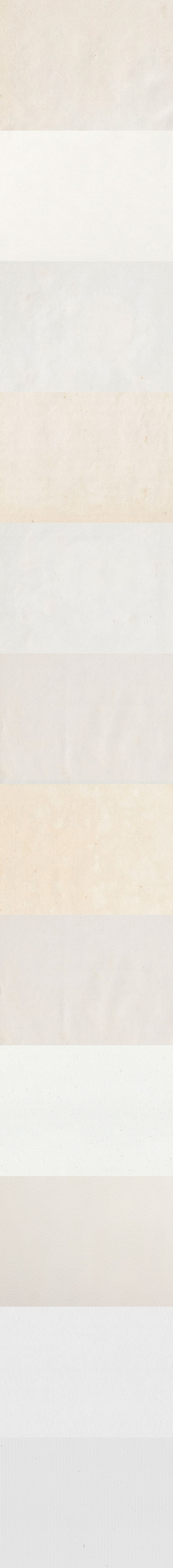 Free Download 12 Paper Textures